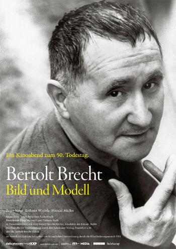 """Bertolt Brecht - Bild und Modell"", Peter Voigt, 2006"